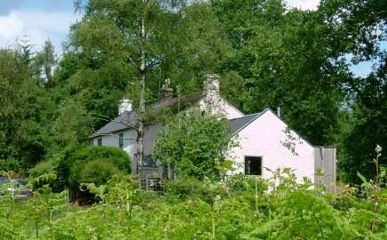 Disabled holiday cottage in the Forest of Dean