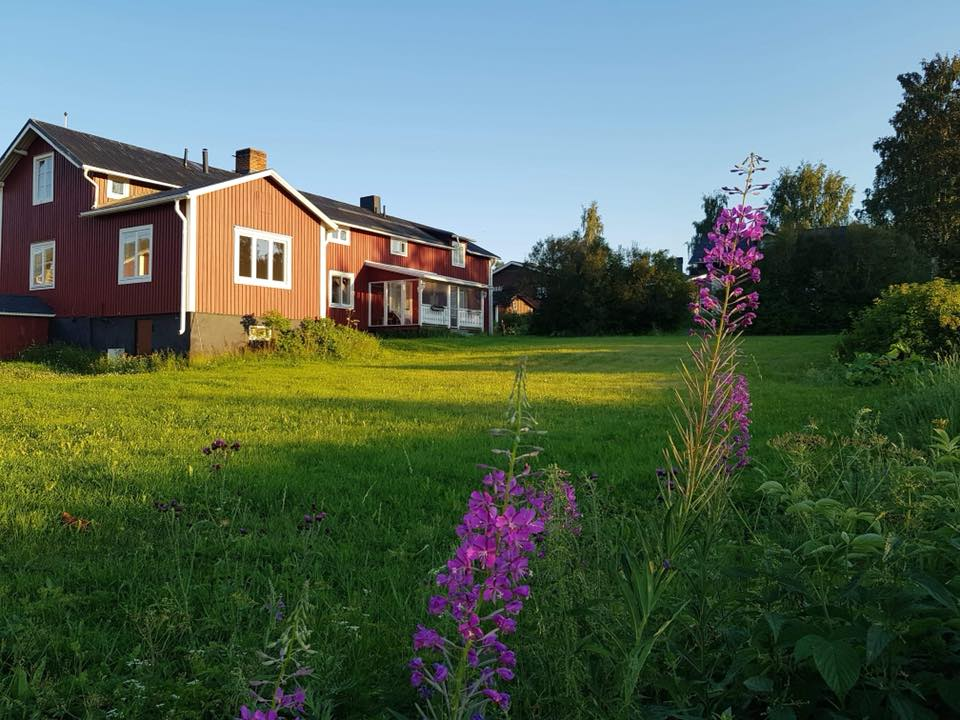 Wheelchair-accessible holiday home in Lapland