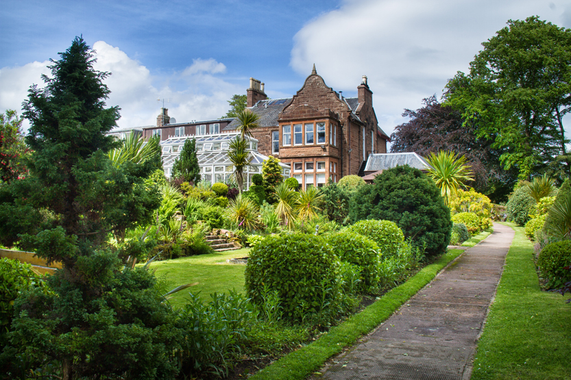 Accessible disabled-friendly spa hotel on the Isle of Arran
